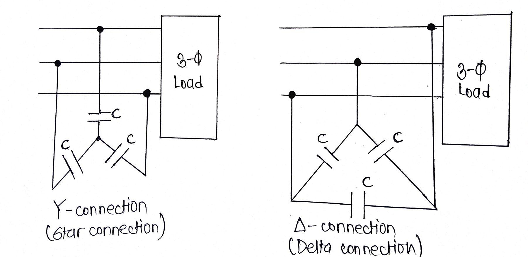 Power Factor Improvement Using Capacitor Capacitor Bank Methods