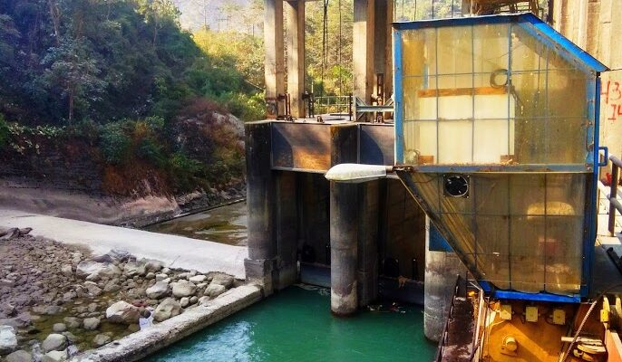 Site Selection for Hydroelectric Power Plant Modikhola Hydro Power Plant