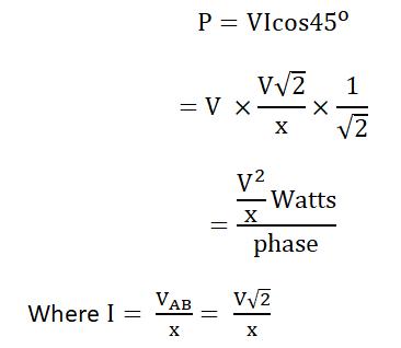 Power Limit of Interconnectors